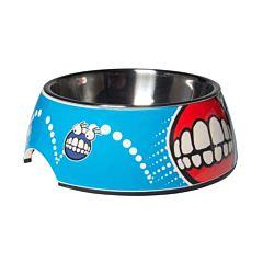 Миска для собак пузырь комик, ROGZ