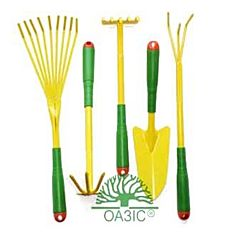 Набор садовый из 5 предметов 9376, Оазис