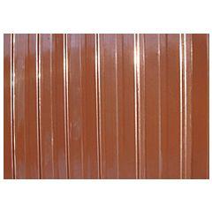 Профнастил RAL8017 Шоколадный, 1,17*1,2м, 1/250, Budmonster