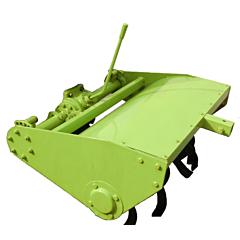 Почвофреза 100 DW160LX с дополнительным редуктором и навесным механизмом, ДТЗ