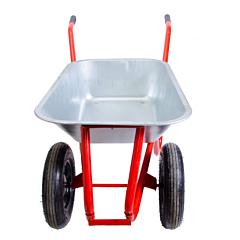 Тачка садово-строительная 100 л/ 230 кг, двухколесная, Mastertool