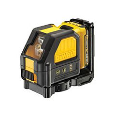 Лазер самовыравнивающийся 2-х плоскосной DCE088D1G, DeWALT