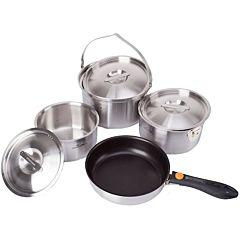 Набор посуды Kovea All-3PLY Stainles Cookware(7~8) KKW-CW1105, Kovea