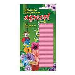 Удобрение в палочках для цветущих растений, Agrecol