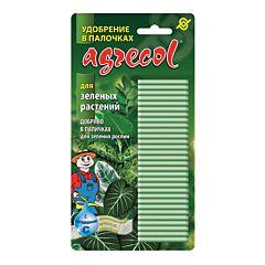 Удобрение в палочках для декоративно-лиственных растений, Agrecol