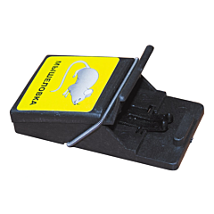 Мышеловка - хлопушка пластиковая 45*90 мм, Mastertool