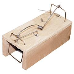 Мышеловка - домик деревянная 55*55*125 мм, Mastertool