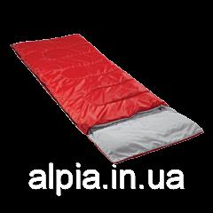 """Спальный мешок """"Rest"""" с подушкой красный, КЕМПИНГ"""