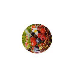 Крышка закаточная твист, 66 мм, Овощи, Украина