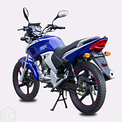 Мотоцикл SP150R-22, Spark