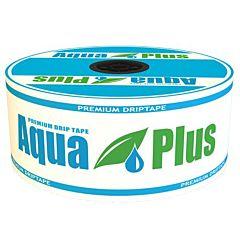 Капельная лента 8 mils/10 см, Aqua Plus