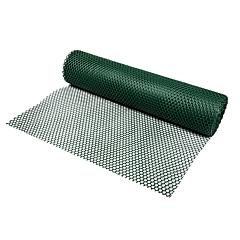 Сетка для садовой ограды AS-HEX 300 г/м², 15 x 15мм, Bradas