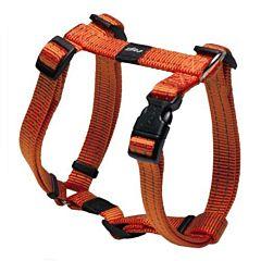 Шлея для собак утилитарность, оранжевый, ROGZ