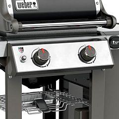 Гриль газовый Genesis II E-210 GBS Black, Weber