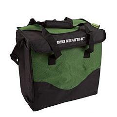 Изотермическая сумка Мега Пикник HB5-720, Кемпинг (Зеленая)