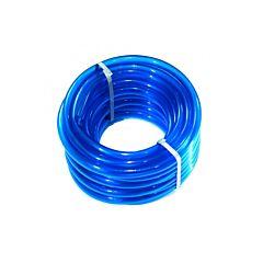 Шланг поливочный садовый Caramel ++ (синий) диаметр 1/2 дюйма, длина 50 м (CAR B-1/2 503), Presto-PS