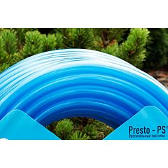 Шланг поливочный садовый Caramel (синий) диаметр 1/2 дюйма, длина 50 м (CAR B-1/2 50), Presto-PS