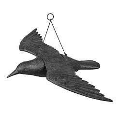 Отпугиватель птиц, ворона в полете, Bradas