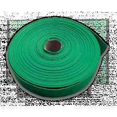 "Шланг AGRO-FLAT W.P.3, 2"", GREEN, Bradas"