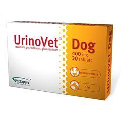 UrinoVet Dog — таблетки для нормализации,поддержании и восстановлении функций мочевой системы, VetExpert