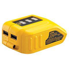 Адаптер USB Зарядного устройства DCB090, DEWALT
