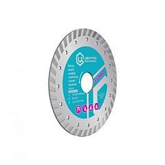 Диск алмазный турбо, D=180*22,2 мм.
