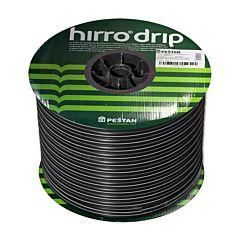 Капельная лента 8 mil (0.2мм), Ø 16 мм, 40 см, 1,1л/ч, HIRRO DRIP