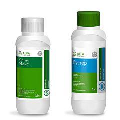 Клинч Макс + ПАВ Бустер - гербицид, Alfa Smart Agro