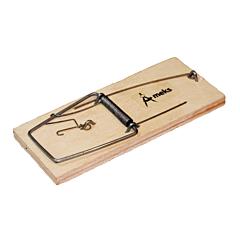 Крысоловка деревянная, 90*180 мм, Mastertool