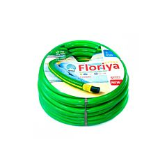 Шланг поливочный садовый Флория диаметр 1 дюйм, длина 50 м (FL 1D 50), Presto-PS
