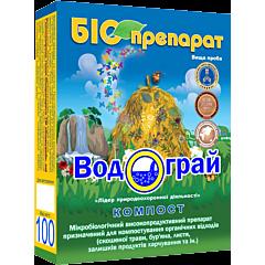 """Биопрепарат для компостирования """"Водограй+Компост"""", Водограй"""