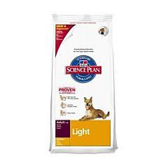 Корм SP Canine Adult Light с курицей, Hill's