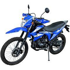 Мотоцикл SP200D-26, Spark
