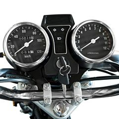 Мотоцикл SP110C-2С, Spark