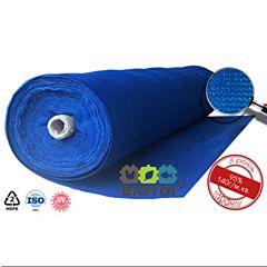 Сетка затеняющая защитная  «PROTECT BLUE», 95%, 140 гр/м2 , 4м, Biotol