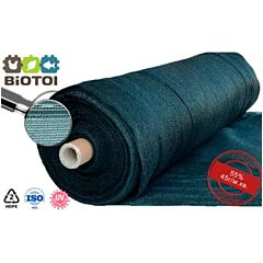 Сетка затеняющая защитная  «SARAIBA» 55%, 45 гр/м.кв, 3м, Biotol