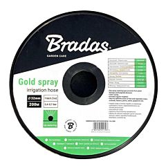 Лента оросительная GOLD SPRAY 40 мм, Bradas