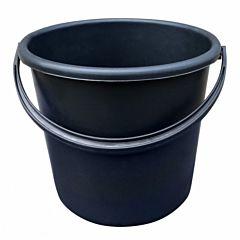 Ведро пластиковое черное, Mastertool