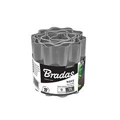 Бордюр волнистый серый, Bradas