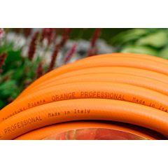 Шланг поливочный садовый Tecnotubi Euro Guip Orange Professional диаметр 1 дюйм (OR 1), Presto-PS
