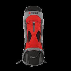 Экспедиционный рюкзак Terrain 75, Red Point