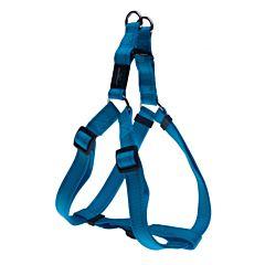 Шлея степ для собак утилитарность, голубой, ROGZ