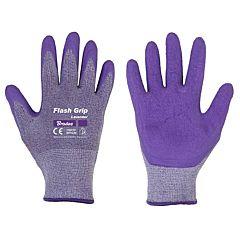 Защитные перчатки FLEX GRIP LAVENDER, Bradas
