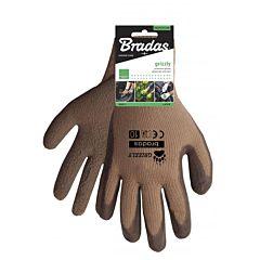 Перчатки защитные GRIZZLY латекс, Bradas
