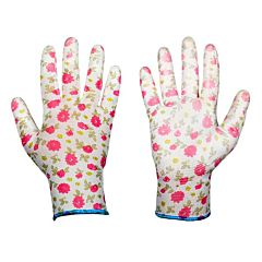 Защитные перчатки, PURE PRETTY, полиуретан, Bradas
