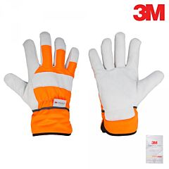 Защитные перчатки AVERT из натуральной кожи, Bradas