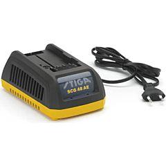 Зарядное устройство для 48В аккумуляторов SCG48AE, STIGA