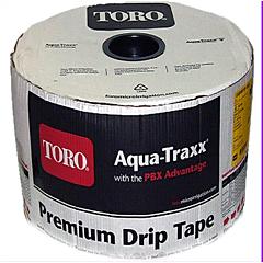 Капельная лента (щелевая) 7mil 1,41 л/ч, 3050м, AQUA-TRAXX