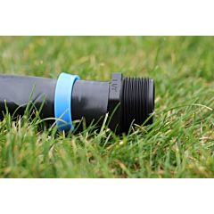 Стартер с резьбой 25 мм для шланга туман Silver Spray 32 мм, 10 шт,  Presto-PS