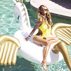 Матрас «Пегас с золотыми крыльями»  Размер 250*250*130 см, Матрассики